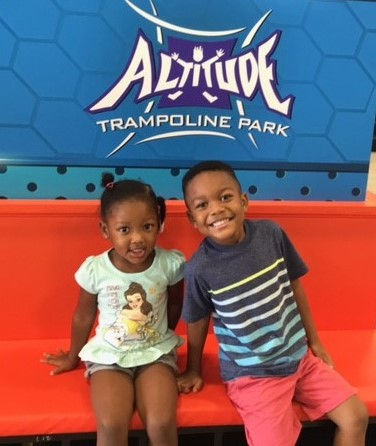 Trampoline Toddler Time - Spring / Klein, TX