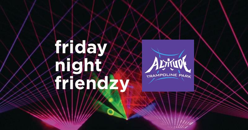 Friday night youth entertainment - Houston, TX
